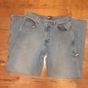 Vintage Tommy Hilfiger Carpenter Jeans, Size 32/34